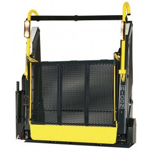 Ricon K Series KlearVue Wheelchair Lift