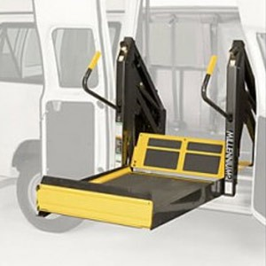 Braun Millennium Wheelchair Lift